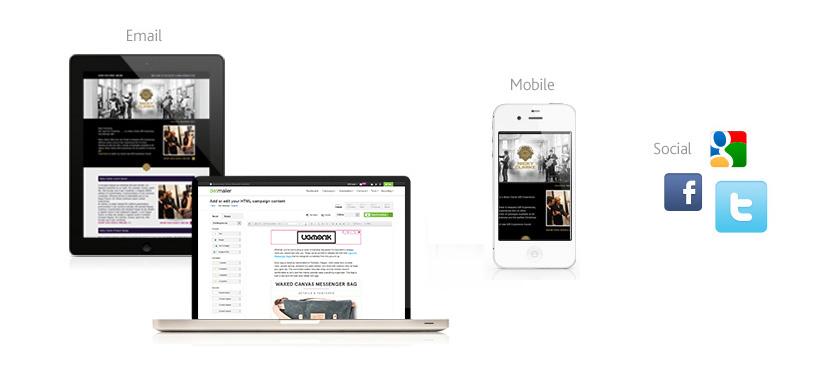 Dotmailer - Email, Mobile, Social Automation Platform